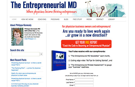 Entrepreneurial MD 2012
